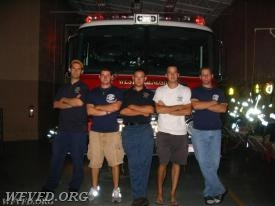 Luke, 2nd from right.