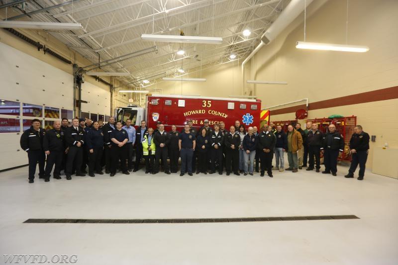 Photo credit: Doug Walton, HCDFRS Office of Public Information